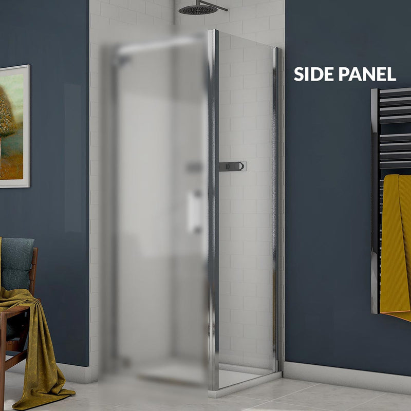 iFOUR Framed Pivot Shower Door
