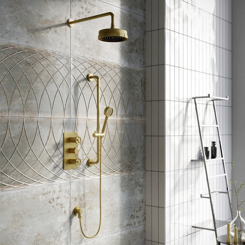 Industrial Concealed Valve Shower Set
