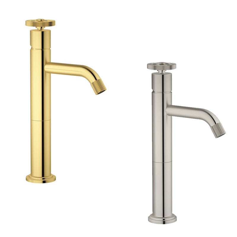 Industrial Tall Basin Mono Mixer Tap