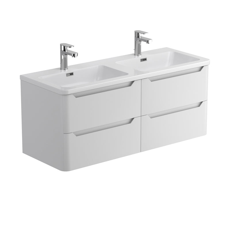 Deluxe Jordan Wall Hung Vanity Unit