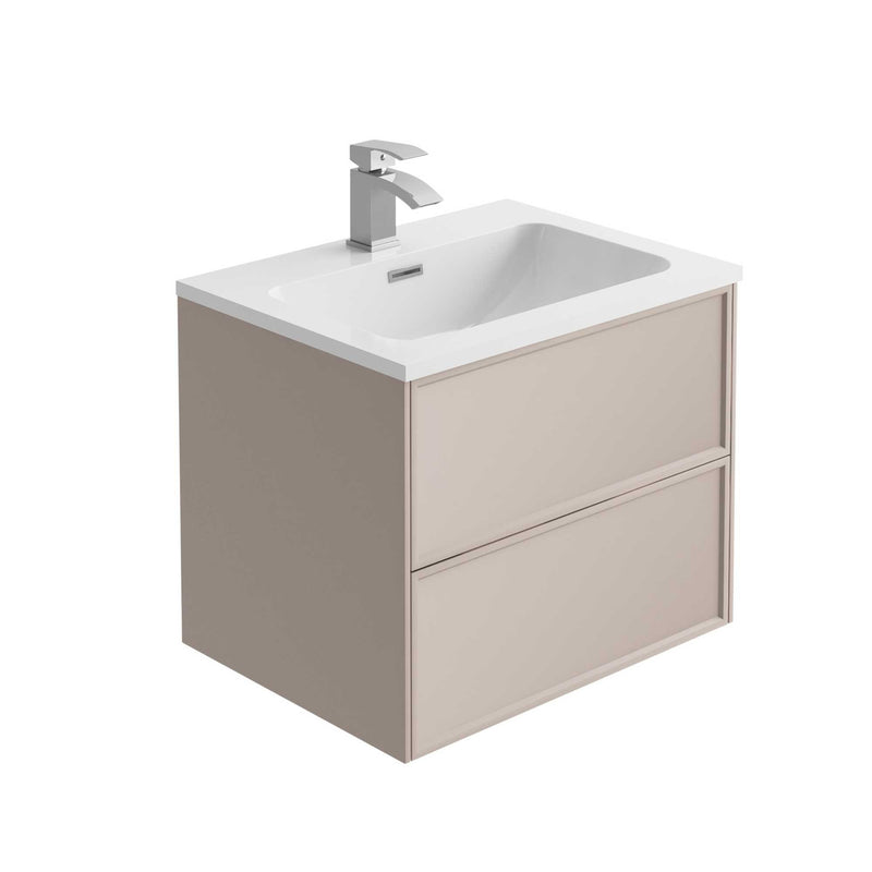 Deluxe Kolton Wall Hung Vanity Unit