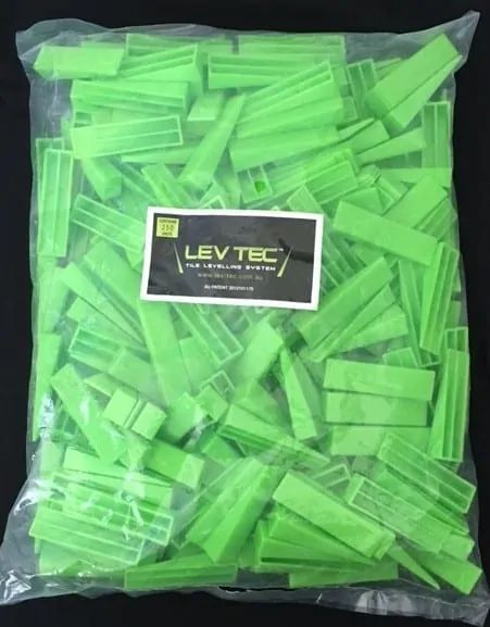 LevTec Wedges 250 pack