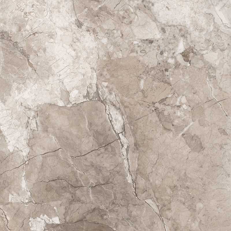 Dreamy Mocha 4D Shaped Matt Marble Tile 100 x 100cm