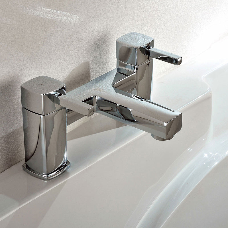 Granlusso Portofino Chrome Bath Filler