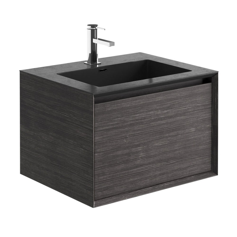 Deluxe Soxy Wall Hung Vanity Unit With Basin