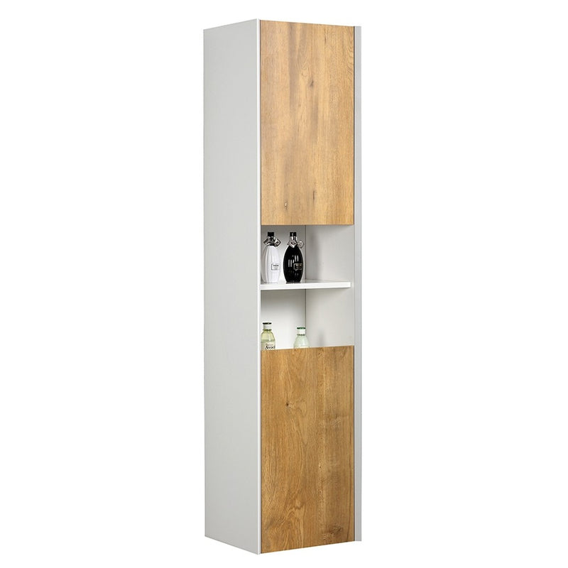 Deluxe Soxy Wall Hung Tall Storage Cabinet