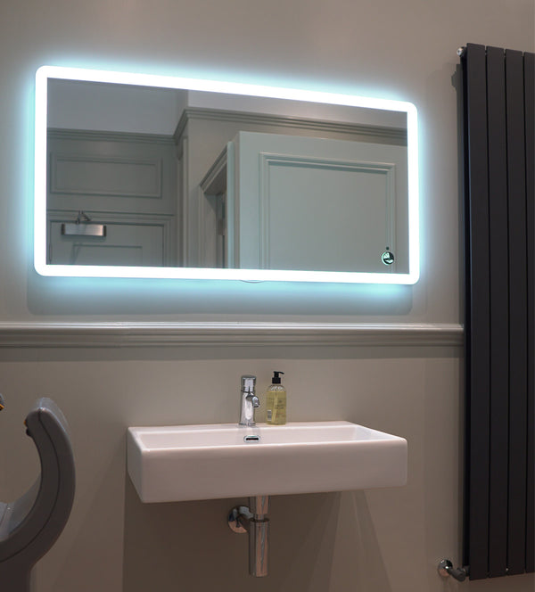 Suzie 100 LED Illuminated Mirror