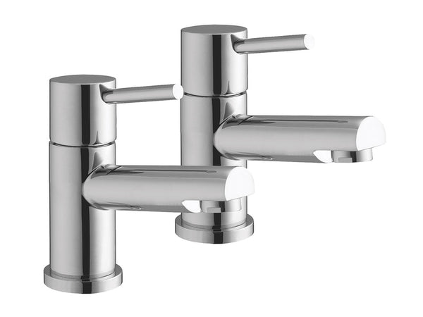Deluxe Taye Chrome Basin Taps