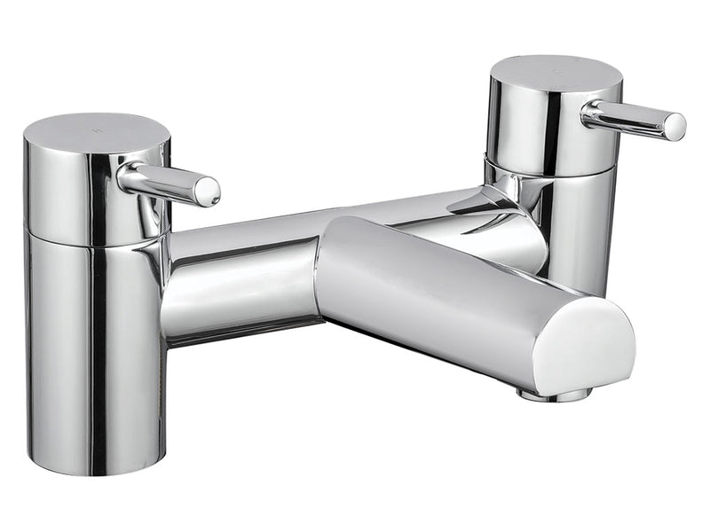 Deluxe Taye Chrome Bath Filler