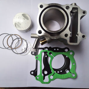Motorcycle cylinder for honda SH 125 150 SH125 KGF SH150 KEEWAY150 KGG cylinder kit piston rings gasket