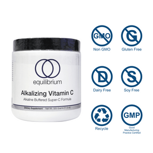 Alkalizing Vitamin C