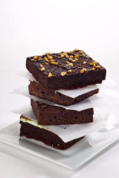 Guilt-free Quinoa Brownie