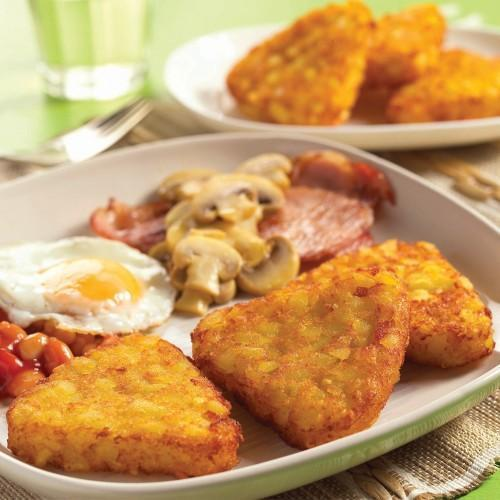 Aviko Hash Browns 2.5kg (€0.30/100g) Early Days Delivered