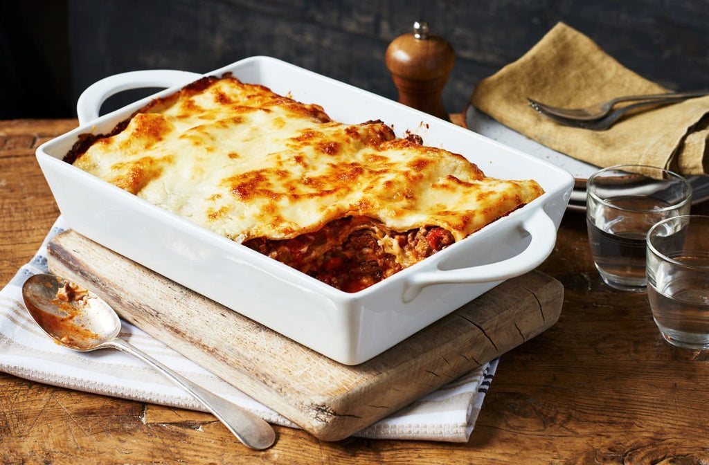 Beef Lasagne Early Days Delivered