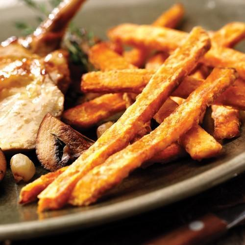 Lamb Weston Sweet Potato Fries 2.5kg (€0.60/100g) Early Days Delivered