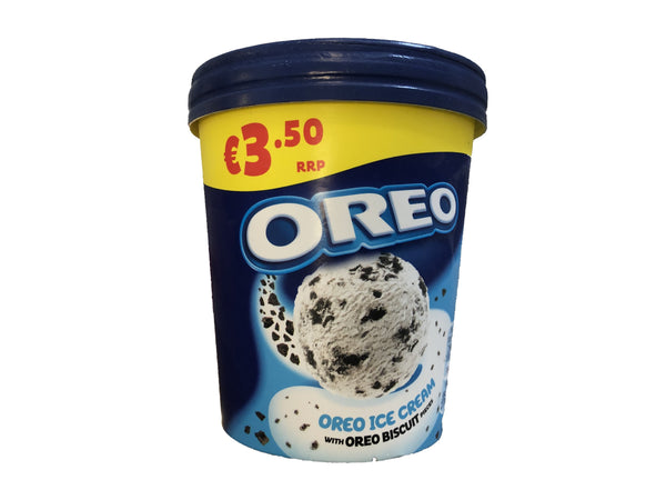 Oreo 480ml Tub Early Days Delivered