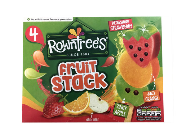 Rowntree Fruit Stack 4pk Early Days Delivered