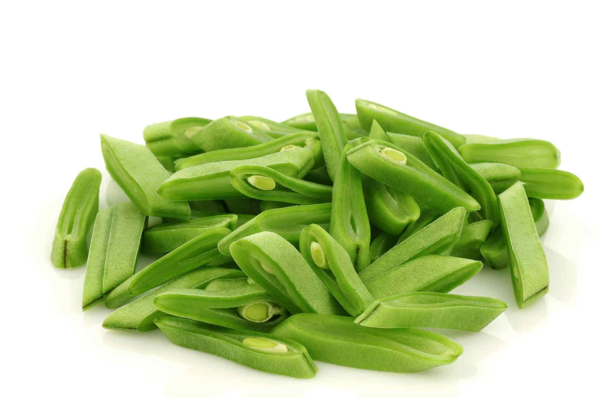 Sliced Green Beans