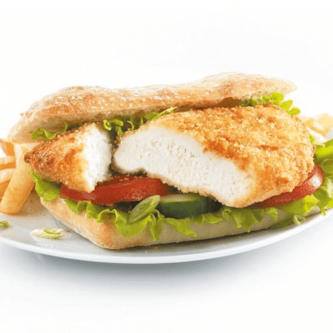 Vista Breaded Chicken Fillets 1kg  (€1.62/fillet)