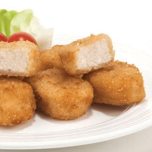 Vista Deluxe Breaded Chicken Nuggets 1kg (€0.72/100g)