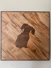 Load image into Gallery viewer, Dachshund Silhouette