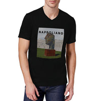 Self Statue V-Neck T-Shirt