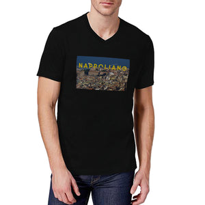 Skyline V-Neck T-Shirt