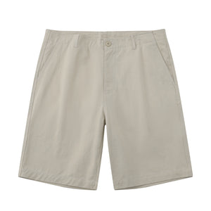 Casual Slim Chino Shorts