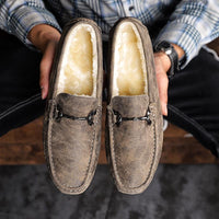 Warm Winter Moccasins