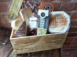 Monthly Cheese and Charcuterie Box: July