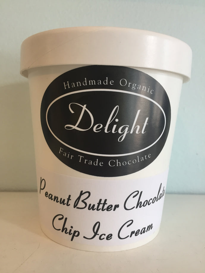Delight Peanut Butter Chocolate Chip Ice Cream