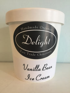 Delight Vanilla Bean Ice Cream