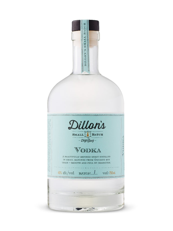 Dillon's Vodka