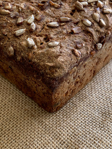 Evelyn's Sunflower Rye Bread