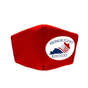 Honor Flight Kentucky Face Mask #2- Child
