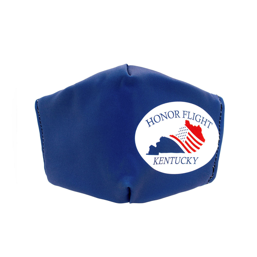 Honor Flight Kentucky Face Mask #3- Adult