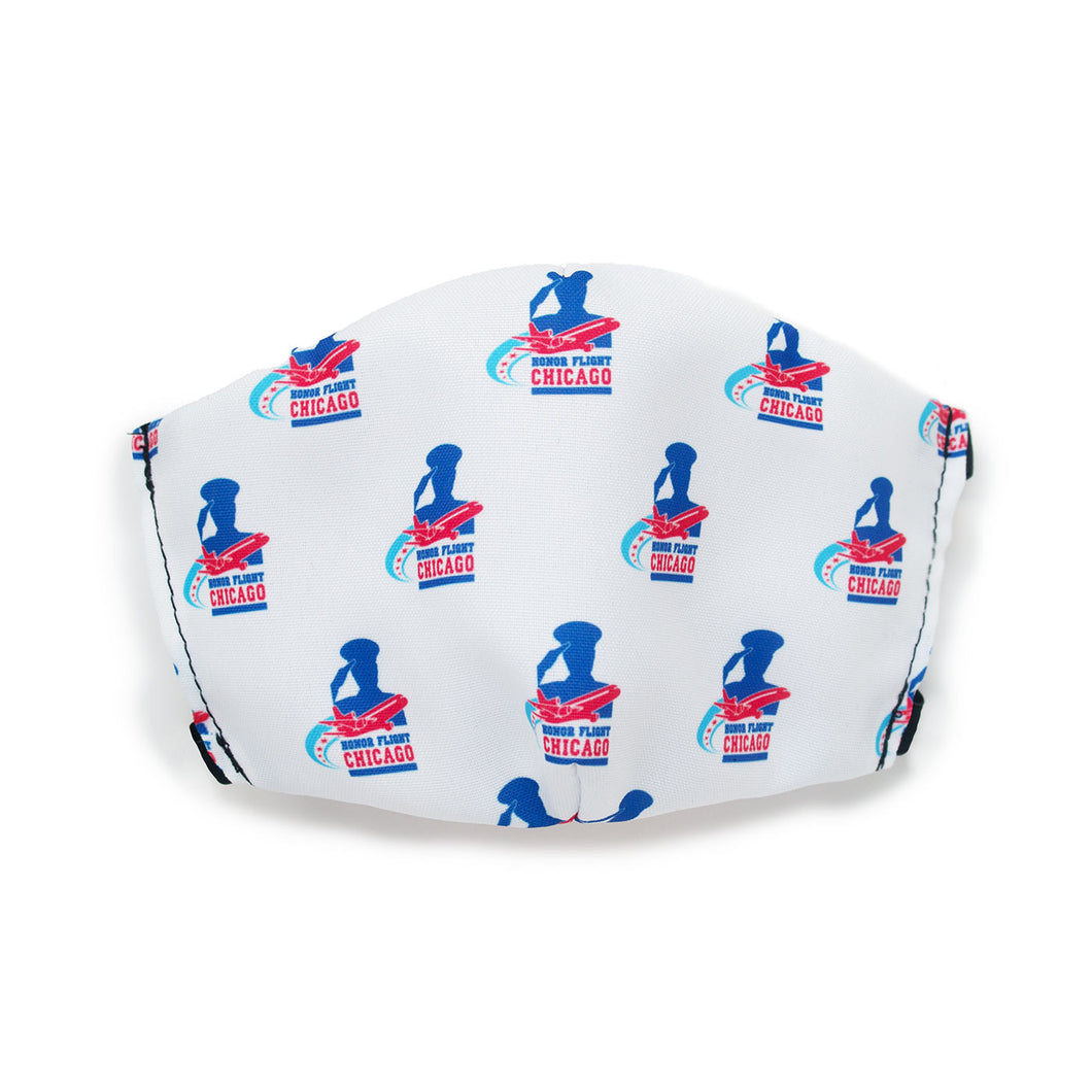 Honor Flight Chicago Face Mask #2- Adult