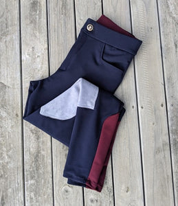 Breeches - Navy, Grey, Wine