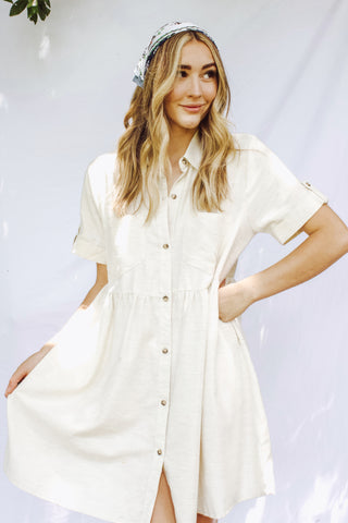 Coco Shirtdress