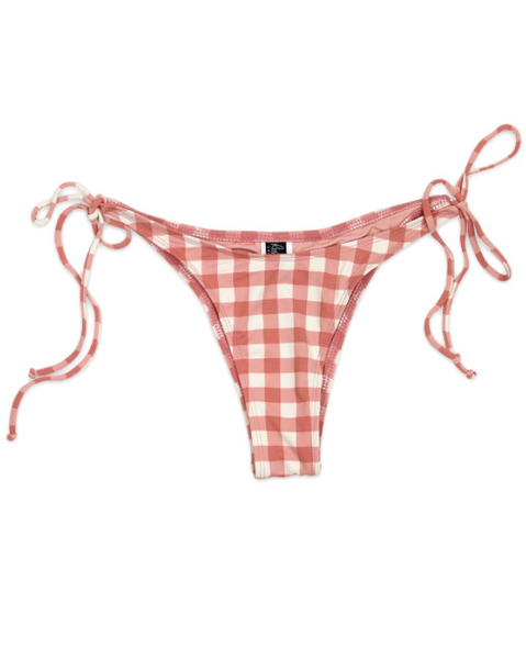 Gingham Two Piece Swimsuit