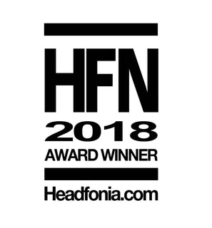 headfonia 2018 award winner