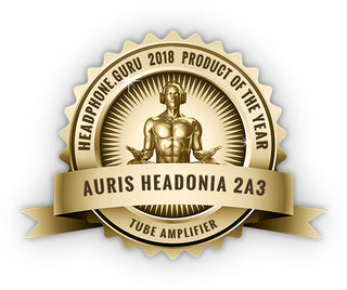 auris headonia 2a3 product of the year by headphone guru