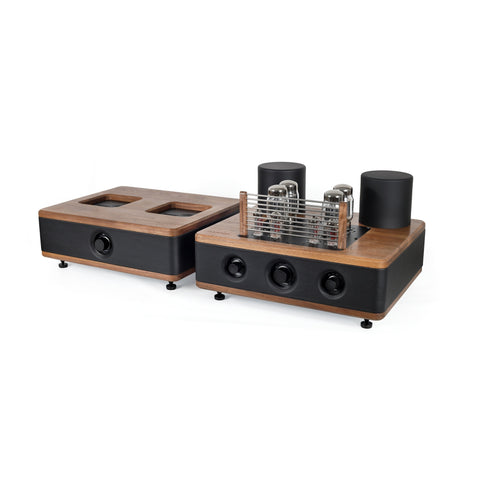 Fortino 88 is a kt 88 integrated tube amplifier