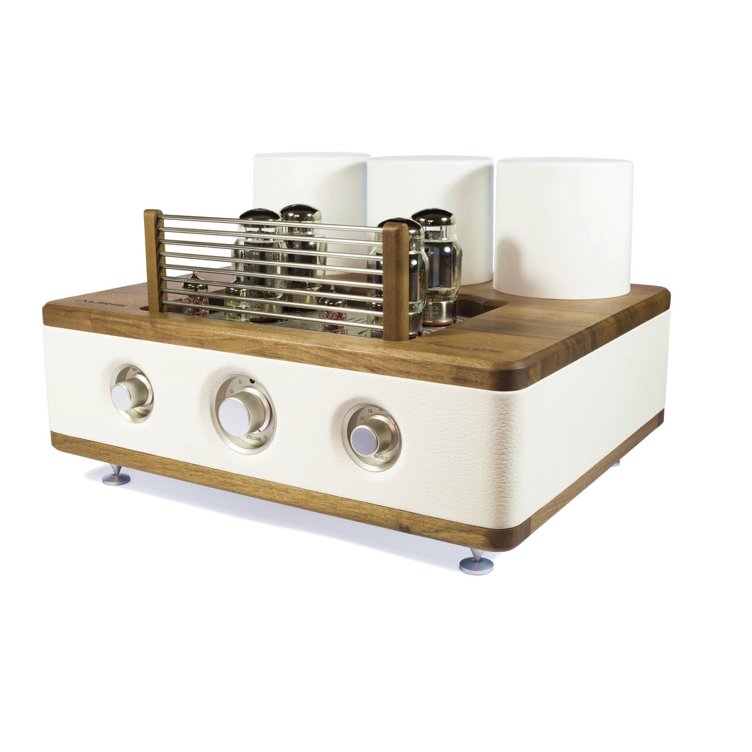 Fortinno 6550 integreted tube amplifier in push pull class a/ab