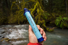 Load image into Gallery viewer, LifeStraw Personal Water Filter for Hiking, Camping, Travel, and Emergency Preparedness