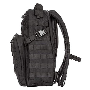 5.11 Tactical Military Backpack - RUSH12 - Molle Bag Rucksack Pack, 24 Liter Small, Style 56892