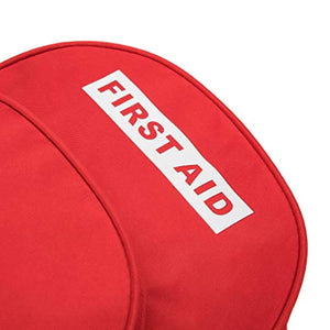 Jipemtra First Aid Backpack Empty Medical First Aid Bag