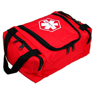 Dixie EMS Dixigear Empty First Responder II Bag - Red