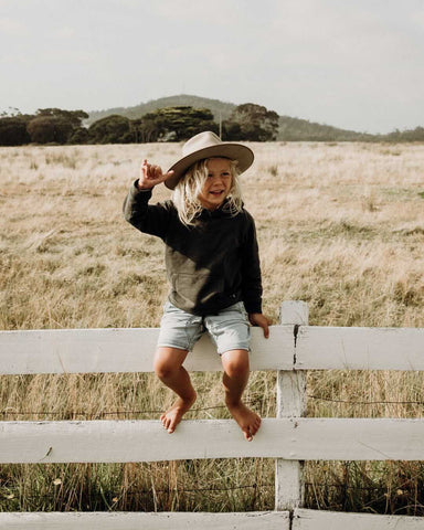 Why Our Kids' Clothes are Made From Australian Made Cotton