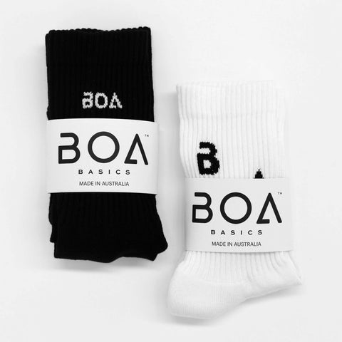 Kids Socks Online Shopping Boa Basics